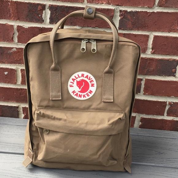 338c7bc52c5 Fjallraven Kanken Handbags - Fjallraven Kanken Water Resistant Backpack